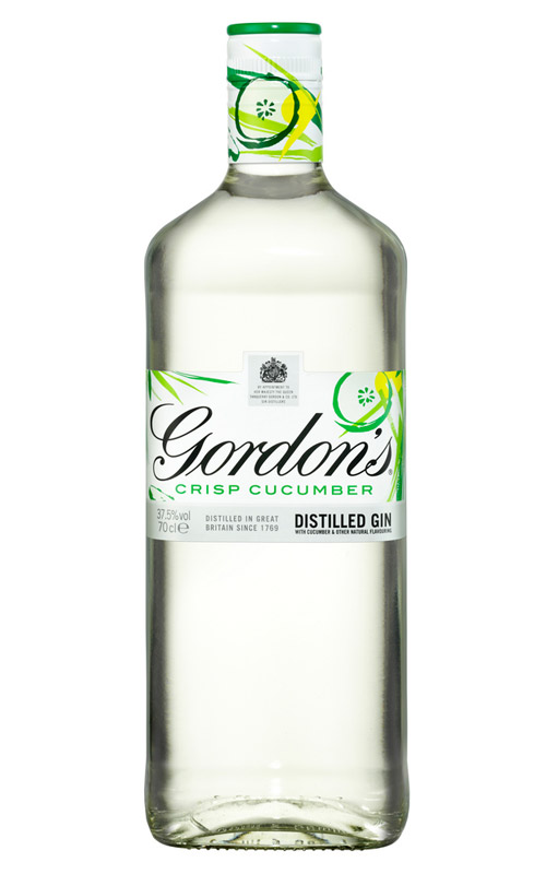 how to cut cucumber for gin